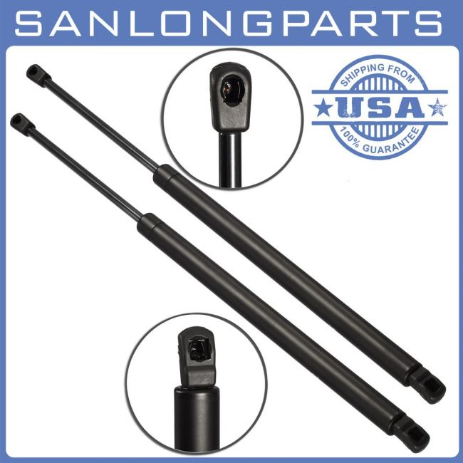 2pcs Rear Liftgate Gas Strut Lift Support Fit Tahoe Yukon XL Surbarban Escalade